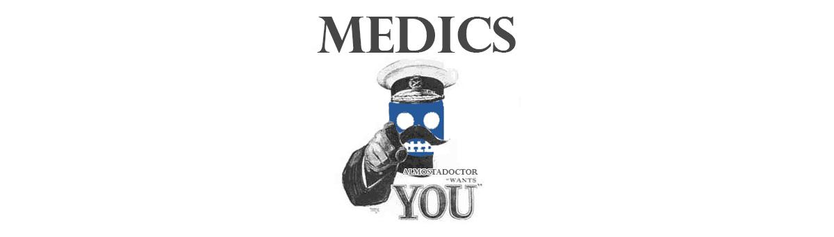 almostadoctor needs you!