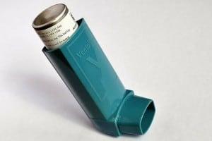 Salbutamol metered dose inhaler